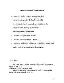 Curs de Psihologia Comunicarii - Pagina 2