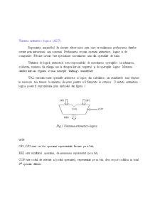 Proiect Unitatea Aritmetico-Logica - Pagina 2