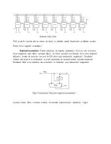 Proiect Unitatea Aritmetico-Logica - Pagina 3