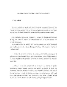 Criminalistica - Pagina 1