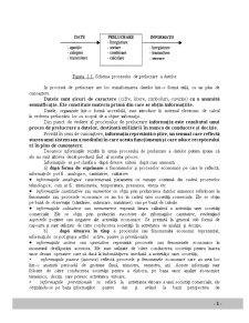 INFORMATICA - Notiuni de Baza privind Prelucrarea Automata a Datelor - Pagina 2