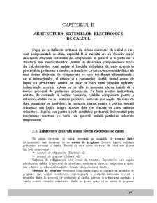 Arhitectura Sistemelor Electronice de Calcul - Pagina 1