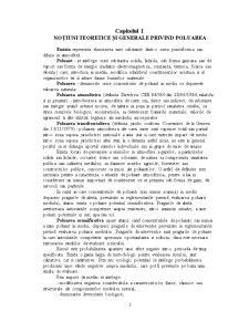 Reglementări Naționale și Comunitare privind Calitatea Aerului - Pagina 3