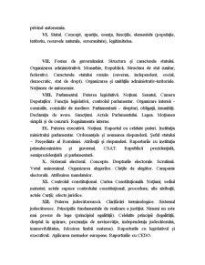 Drept Constituțional Național și European - Pagina 2
