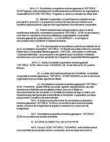 Contract de Societate - Pagina 2