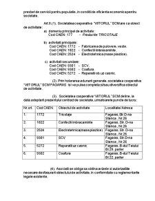 Contract de Societate - Pagina 3