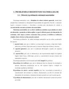 Rezistenta Materialor - Pagina 1
