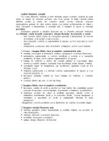 Auditul Situatiilor Financiare - Pagina 1