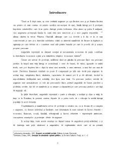 Locul și Rolul Asigurărilor în Economia Românească - Pagina 2