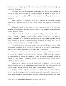 Locul și Rolul Asigurărilor în Economia Românească - Pagina 3