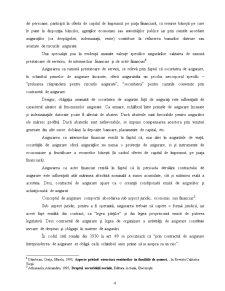 Locul și Rolul Asigurărilor în Economia Românească - Pagina 4