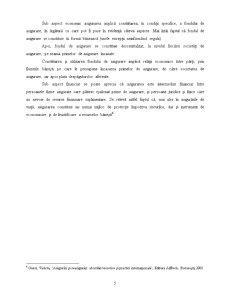 Locul și Rolul Asigurărilor în Economia Românească - Pagina 5