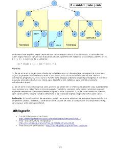 Aplicatii cu Arbori Binari - Evaluarea Arborilor Asociati Expresiilor - Pagina 5