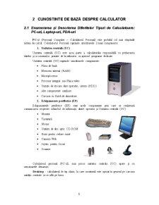 Tehnica Informatiei si Calculatoare - Pagina 5