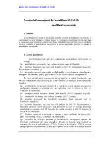 Imobilizări Necorporale - Pagina 1