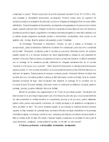 Tactica Ascultării Învinuitului sau Inculpatului - Pagina 5