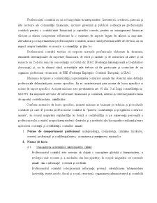 Rolul Profesionistului Contabil in Organizarea si Conducerea Serviciilor Financiar-Contabile intr-o Institutie Economica - Pagina 2