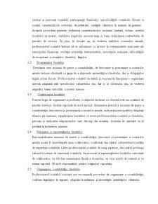 Rolul Profesionistului Contabil in Organizarea si Conducerea Serviciilor Financiar-Contabile intr-o Institutie Economica - Pagina 3