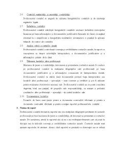 Rolul Profesionistului Contabil in Organizarea si Conducerea Serviciilor Financiar-Contabile intr-o Institutie Economica - Pagina 4