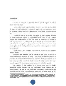Asigurarile de Tip Unit Linked - Pagina 2