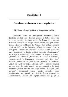 Deontologia Functiilor Publice - Pagina 1