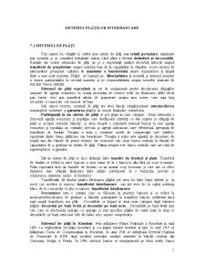 Sistemul Plăților Interbancare - Pagina 1