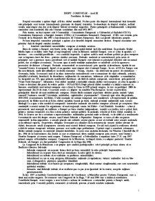 Dreptul Comunitar - Pagina 1
