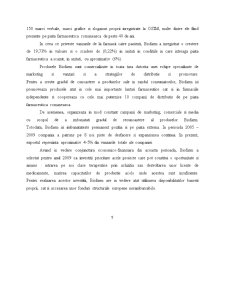 Evaluarea unui Proiect de Investitii in Domeniul Farmaceutic - SC Biofarm SA - Pagina 5