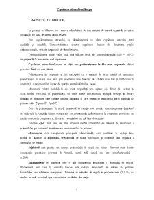 Tehnologia Sintezei Polimerilor - Pagina 2