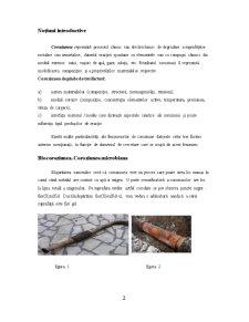 Coroziunea Microbiana a Materialelor - Pagina 2