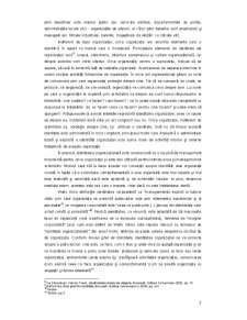 Strategii de Refacere a Imaginii unei Organizatii Afectate de Criza - Pagina 5