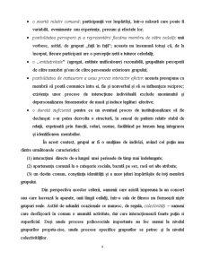 Dinamica Grupurilor - Pagina 4
