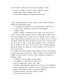 Prevederile Cadrului Normativ la Acceptarea unui Angajament de Audit - Pagina 1