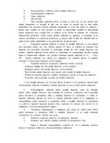 Raportul Auditorului Independent in Contextul Practicii Internationale - Pagina 3