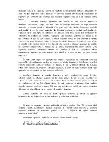 Raportul Auditorului Independent in Contextul Practicii Internationale - Pagina 5