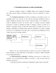 Conceptul de Promovare și Rolul Ei în Marketing - Pagina 1