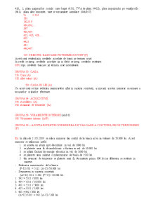 Continutul Economic, Functia Contabila si Corespondenta Conturilor din Clasa 5 - Pagina 2