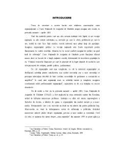 Criza Organizațională și Consecințele Ei asupra Imaginii Organizației - Pagina 5