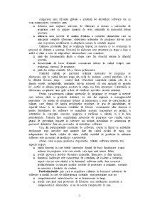 Asigurarea, Planificarea si Controlul Calitatii Produselor Softweare - Pagina 3