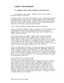 Înființarea unei Unități Avicole cu o Capacitate Anuală de Producție de 245 000 Capete Pui Broiler - Pagina 3