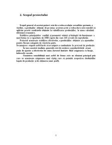 Proiect Tehnologic la Disciplina Tehnologia Cresterii Suinelor - 1500 de Capete - Pagina 5