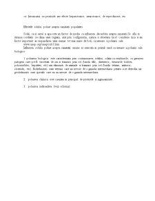 Poluarea Mediului si Sanatatea Umana - Pagina 4