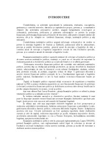 Contabilitate Bugetară - Pagina 3