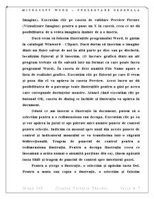Proiect Informatica Microsoft WORD - Pagina 4