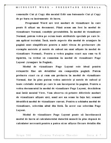Proiect Informatica Microsoft WORD - Pagina 5