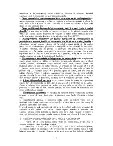 Nulitatea Actului Juridic al Casatoriei - Pagina 2