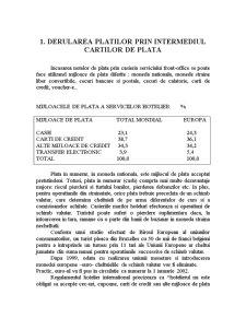 Instrumente si Modalitati de Plata - Pagina 2