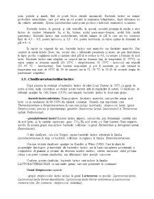Microorganisme Implicate in Fermentatia Lactica - Aplicatii in Industria Alimentara - Pagina 4