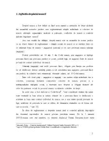 Dreptul Muncii - Dreptul la Salarizare in Reglementarea Romaneasca - Pagina 3