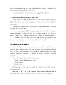 Dreptul Muncii - Dreptul la Salarizare in Reglementarea Romaneasca - Pagina 5